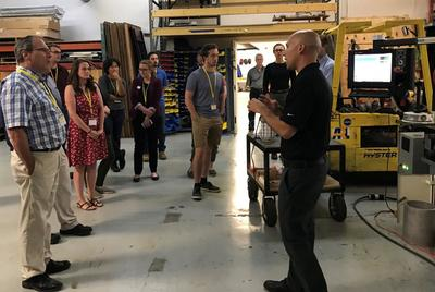 Mentis Sciences gets students AMP-ed up about engineering